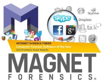 IEF, de Magnet Forensics