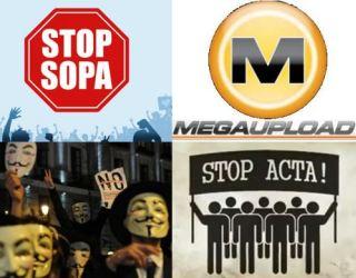 SOPA, ACTA y los medios